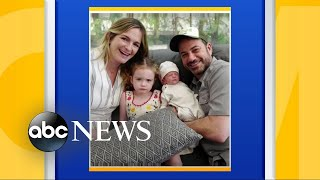Jimmy Kimmel's wife: 'I want to be the one to tell Billy what his dad did for him'