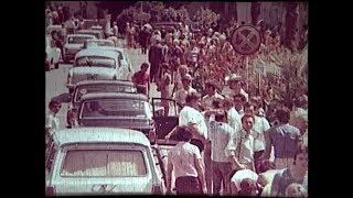 Город Сочи 1979 года.Ностальгия.Документальный фильм.Отреставрированное видео,улучшены цвета.