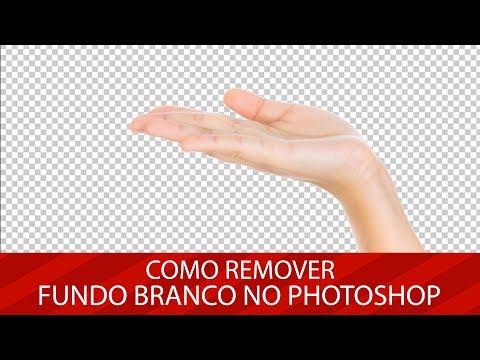Como Remover Fundo Branco De Imagens Usando O Painel De Canais No Photoshop