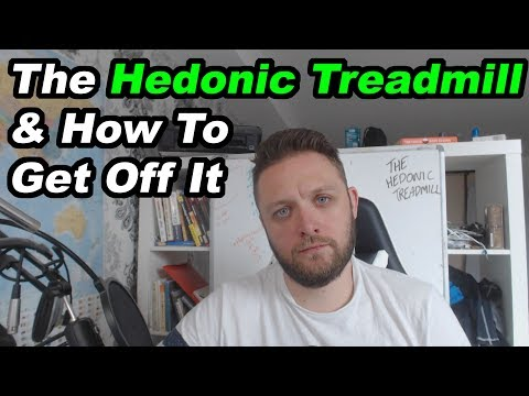 Can You Buy Happiness? Getting Off The Hedonic Treadmill - Manc Entrepreneur - Episode 122