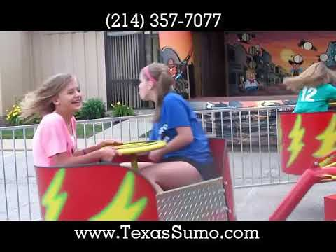 Tubs of Fun - Spinning Carnival Ride Rental