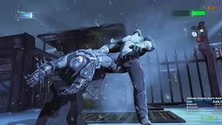Batman: Arkham Origins speedrun any% hard in 1:39:41 (Old)