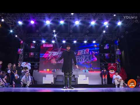 SEEN | Popping Judge Solo | Fight For School Guangzhou