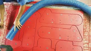 Corte Router CNC