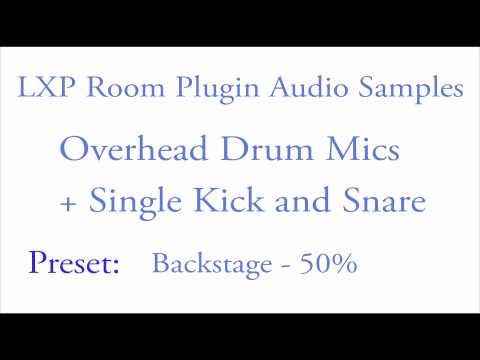 LXP Room Plugin Drums Samples (1.1).mov