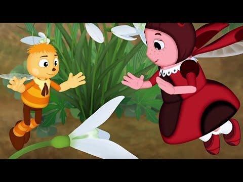 Лунтик | Весенние серии 🌷🌸🌺 Сборник мультфильмов для детей