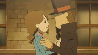 here without you || layton x claire || professor layton amv