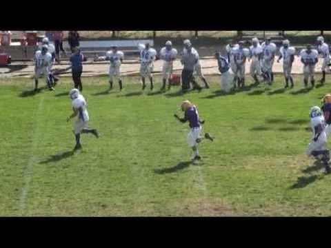 Nick Alvarez Football Highlight Film