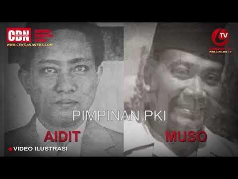 Presiden Soeharto (10): G30S/PKI Seri-1   PKI Bangkit dari Kegagalan Kudeta Madiun