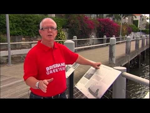 Explore the Submariners Walk Heritage Trail with the Brisbane Greeters