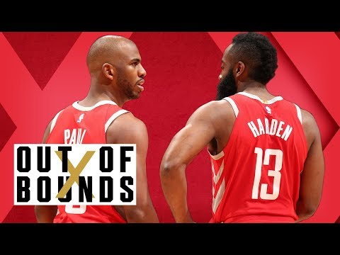 Harden Talks Hoops & Style Evolution; CP3's Gil Stories; LeBron Playoffs Conspiracy! | Out of Bounds