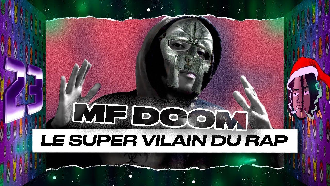 MF DOOM : LE SUPER VILAIN DU RAP
