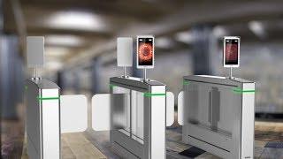 Слежка в метро: зачем на Октябрьском поле в турникеты встроили камеры?