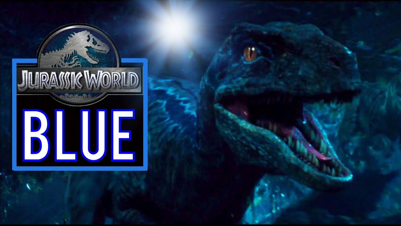 Blue Jurassic World Tribute HD