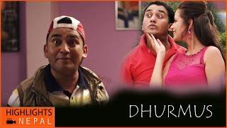 Dhurmus Comedy Scene | Nepali Movie CHHA EKAN CHHA