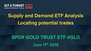 How to trade Gold SPDR Trust ETF. Gold XAUUSD forecast and technical analysis
