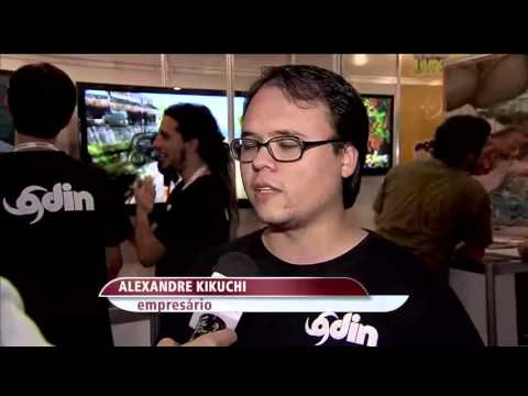 São Paulo recebe maior feira de games da América Latina