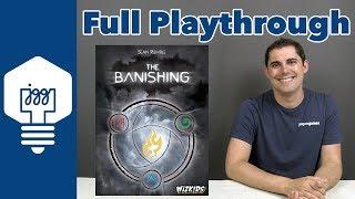 The Banishing Full Playthrough - JonGetsGames