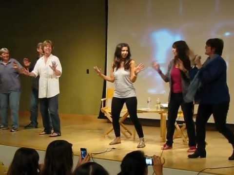 "Libba Bray ""Total Eclipse"" Karaoke at Santa Monica Public Library"