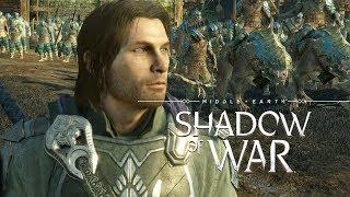 ЗАХВАТ КРЕПОСТИ :Middle Earth  Shadow of War