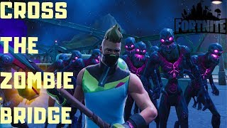 ZOMBIE BRIDGE ESCAPE FORTNITE MODE CRÉATIF (FR) HARIEXY - France CODE DANS LA DESCRIPTION