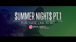 "[FREE] Tory Lanez x Ty Dolla Sign  Type Beat ""$ummer Night$"" 