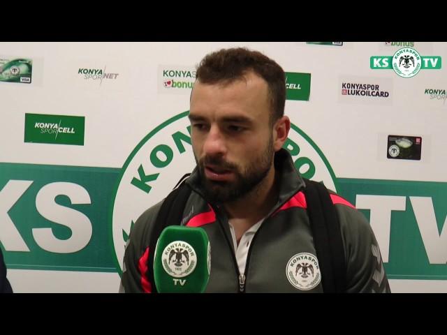 Futbolcularımızın Bursaspor galibiyeti sonrası açıklamaları