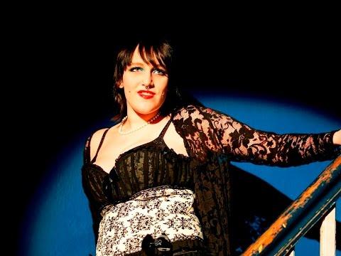 """""""Gentlemen Aren't Nice"""" Music video cover by Stine Kroll (Emillie Autumn)"""