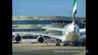 Take Off Paris Roissy CDG LFPG Airport Embraer 145 AirFrance F GUBE AF5306