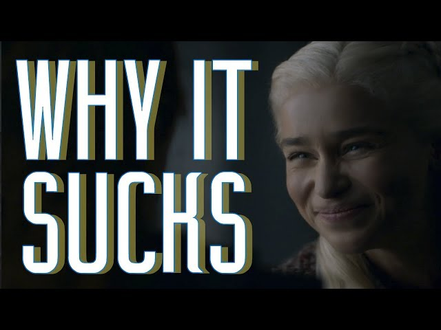 Game of Thrones - How to Ruin a Great Show