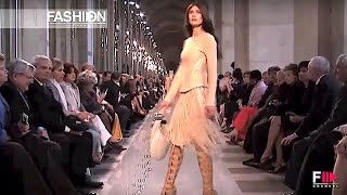 SALVATORE FERRAGAMO Resort collection 2013 at  The Louvre  by Fashion Channel