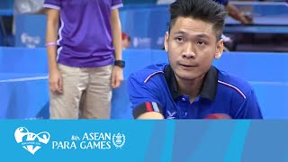 Baixar Table Tennis Men's Team - Class 1-2 Round 1 Match 1 Singles 1 | 8th ASEAN Para Games 2015