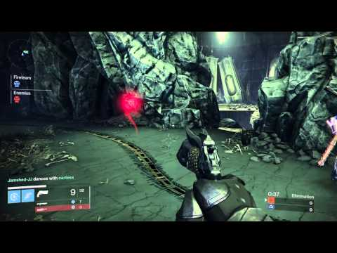 Destiny - Trials of Osiris - Invisible Hacker??!!??