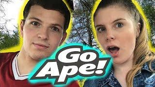 Our GO APE ADVENTURE!!