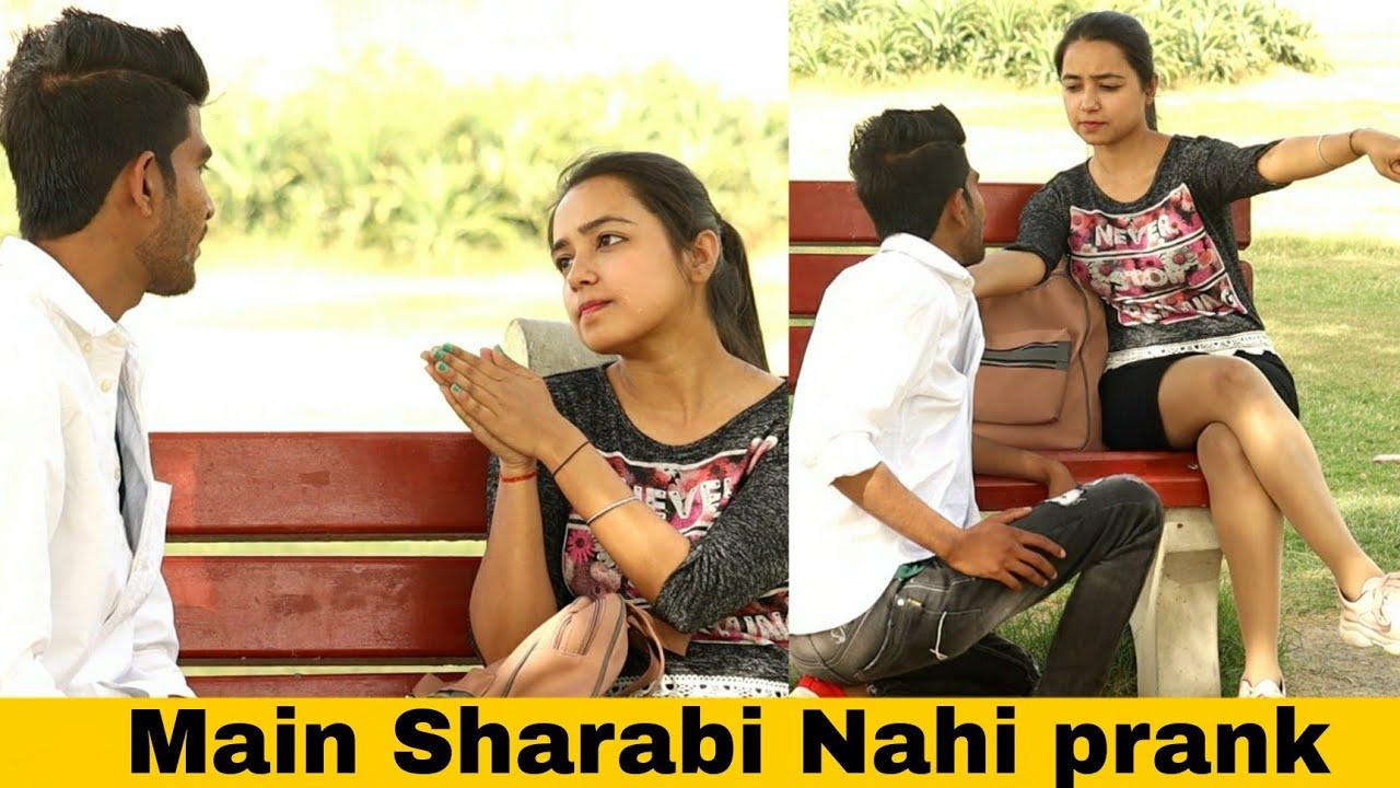 Download Main Sharabi nhi    prank in India    Rajeev Raja    Ishaan choudhary