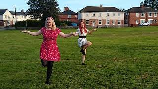 Becky and Sarah Covers - Signal - Twice Dance Cover