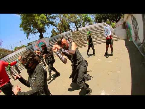 Industrial Dance 2013 México Acid Trauma_I Wanna L..e Whit You