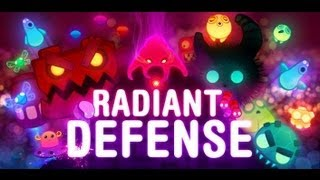 Radiant Defense Walkthrough Mission 11 Jaws - 3 Stars - Pixel-Freak.com
