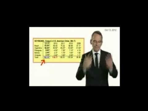 "Malaysian Palm Oil Council POTS KL 2012 - ""Global Oils & Fats Markets"" by Thomas Mielke"