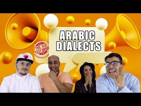 We Translate English Phrases Into Different Arabic Dialects - Qatari, Egyptian, Tunisian, Moroccan.