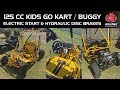 Grudge 125cc Buggy Kids Kart