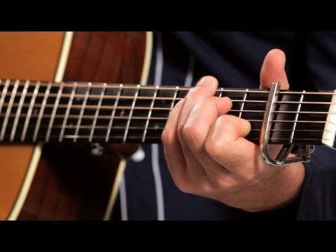 How to Play with a Capo | Country Guitar