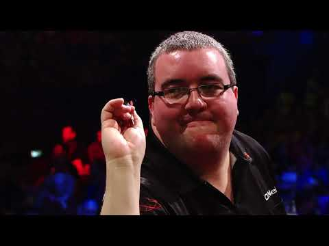 Paul Practices With... Stephen Bunting