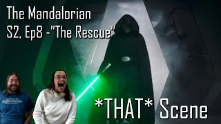 The Mandalorian- Season Finale Reaction: THAT scene