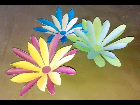 How to make paper sunflowerssunflower craft ideasdiy tissue paper how to make paper sunflowerssunflower craft ideasdiy tissue paper flowers mightylinksfo
