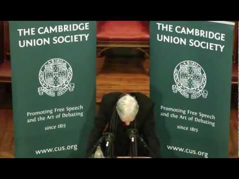 Julian Assange | The Cambridge Union