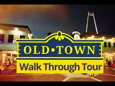 Old Town Kissimmee Orlando Florida