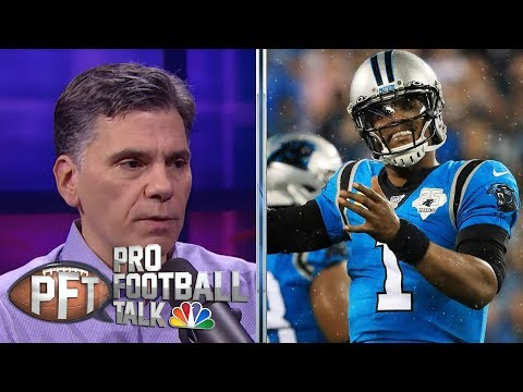 PFT Overtime: Time for Panthers to move on from Cam Newton? | Pro Football Talk | NBC Sports