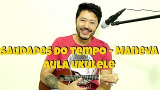Maneva - Saudades do tempo (Cover Karine Correa)