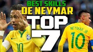 TOP 7 | HABILIDADES DE NEYMAR | BEST SKILLS